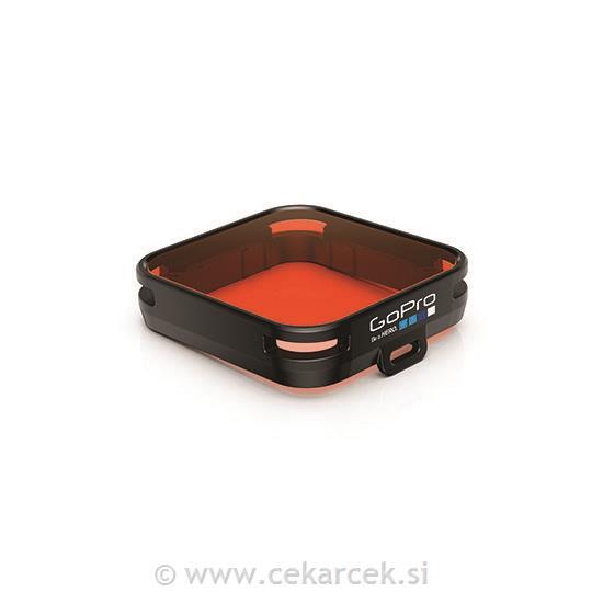 GoPro Red Dive Filter (HERO3+/HERO4)