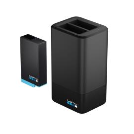 GoPro Dual Battery Charger + Battery MAX