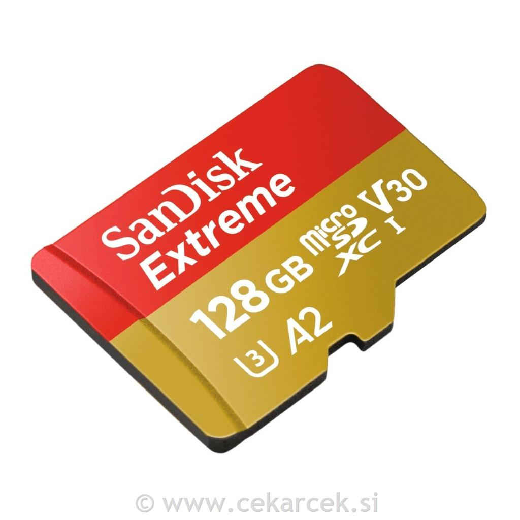 SanDisk microSD Extreme