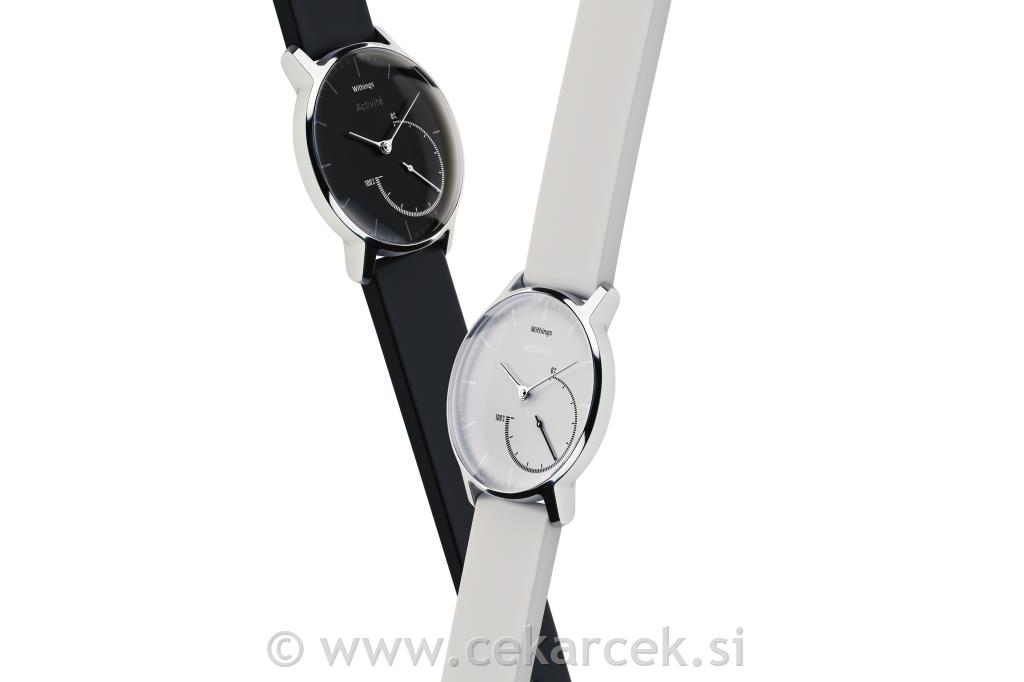 Withings Activité Steel ročna ura in senzor