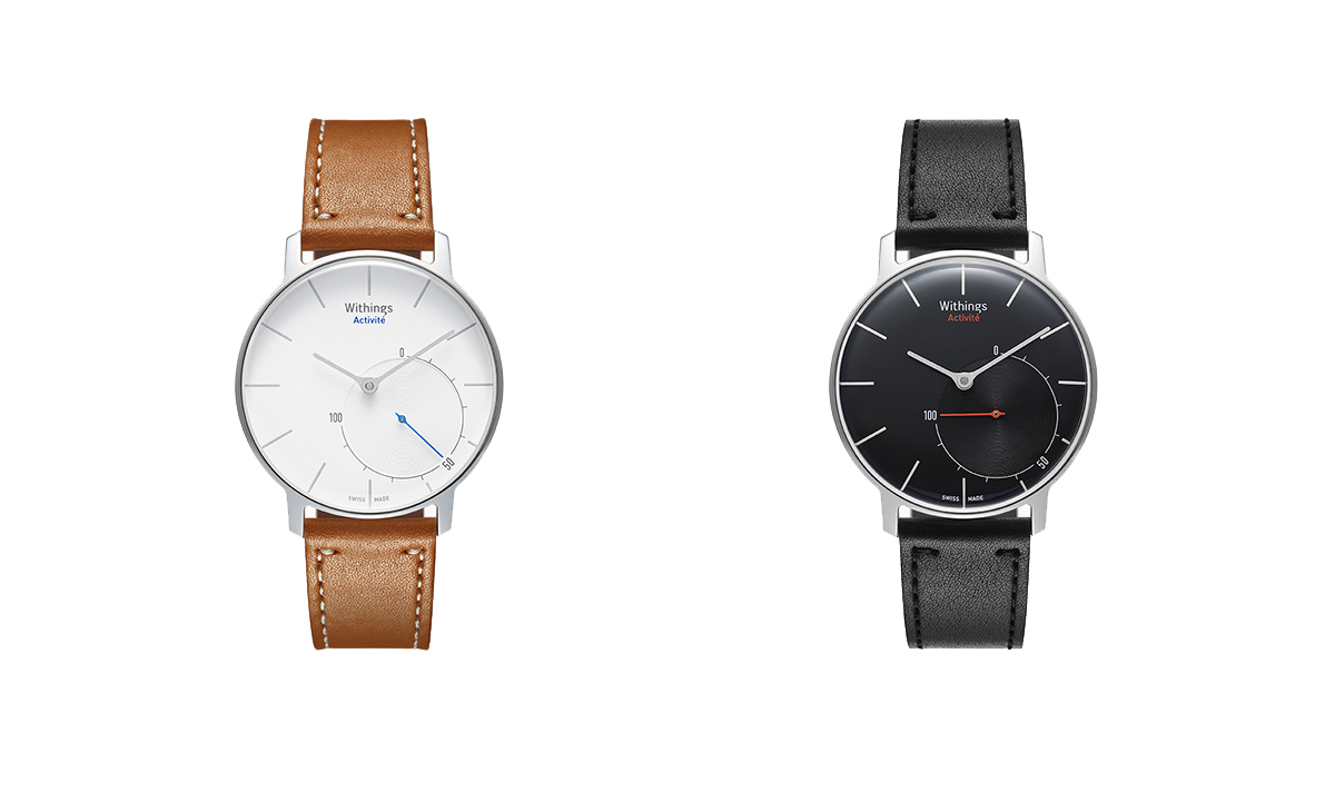 Withings Activité: Tehnologija v koraku s časom in modo