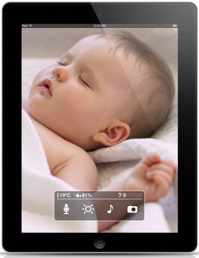 Smart Baby Monitor Withings